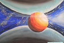 Автор: Зарубина Алина   Космическая целина