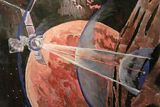 Автор: Уютова Виктория 7 Б класс   Космическая целина