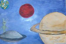 Автор: �������� �����   Космическая целина