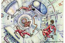 Автор: Шунин Андрей   Космическая одиссея
