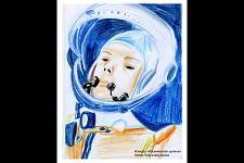 Автор: Крючкова Диана   Космическая одиссея