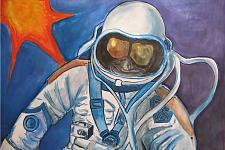 Автор: Фролова Дарья   Космическая одиссея