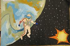 Автор: ������ ����   Космическая целина