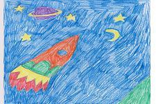 Автор: Гребенкина Настя   Космическая целина