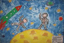 Автор: ������������ ������, ����������. ��.   Космическая целина
