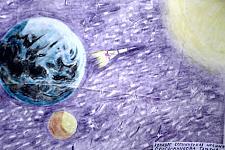 Автор: ����������� �������   Космическая целина