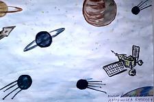 Автор: ���������� ������   Космическая целина
