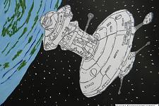 Автор: Шмелёв Никита   Космическая целина