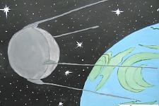 Автор: Шмелёв Никита   Космическая одиссея