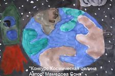 Автор: Мамедова Соня   Космическая целина