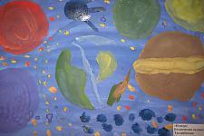 Автор: Таалайбекова Камила   Космическая целина