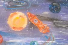 Автор: ������� ����������   Космическая целина