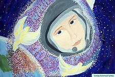 Автор: Ходыкина Анастасия    Космическая целина
