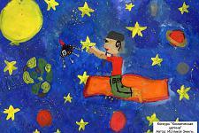 Автор: Исламов Эмиль   Космическая целина