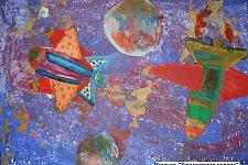 Автор: Зайцева Снежана   Космическая целина