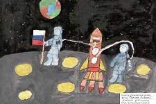 Автор: Ткачев  Андрей   Космическая целина