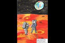 Автор: �������� ����   Космическая целина
