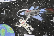 Автор: ���������� ����������   Космическая целина