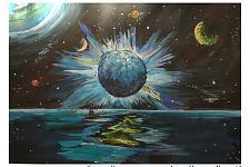 Автор: �������� ���������   Космическая целина