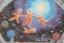 Автор: Дмитриев Даниил   Космическая целина