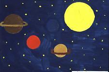 Автор: Колеватова Ангелина   Космическая целина