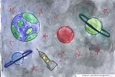 Автор: ���������� �����   Космическая целина