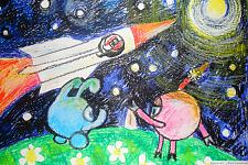 Автор: ������� ����   Космическая целина