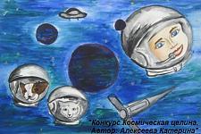 Автор: Алексеева Катерина   Космическая целина