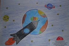 Автор: Окунева Анастасия   Космическая целина