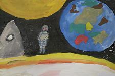 Автор: ���������� �������   Космическая целина