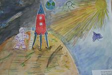 Автор: Мазурова Виктория   Космическая целина