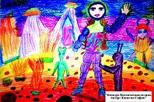 Автор: Капитан Соня   Космическая целина