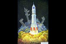 Автор: Роголев Руслан   Космическая одиссея