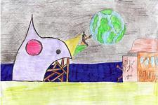 Автор: ��������� ���������   Космическая целина