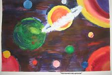 Автор: Лифетова Дарья   Космическая целина