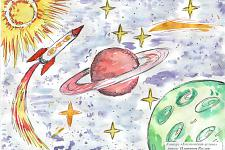 Автор: �������� ������   Космическая целина