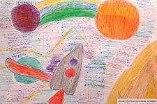 Автор: Маракамо Нина    Космическая целина