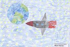 Автор: Мороз Эмилия   Космическая целина