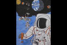 Автор: ������������ �����   Космическая целина