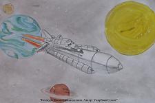 Автор: Унирбаев Сомат   Космическая целина