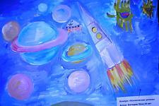 Автор: Батищев Леня   Космическая целина