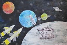 Автор: ��� ������    Космическая целина