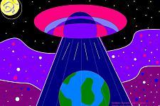 Автор: ���� ����   Космическая целина