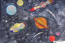 Автор: Попандопуло Мария   Космическая целина