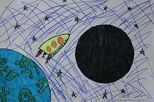 Автор: ������� �����   Космическая целина