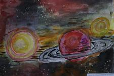 Автор: Кочергина Софья   Космическая целина