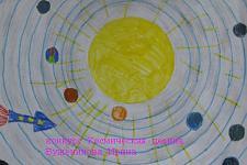 Автор: Буженинова Ирина   Космическая целина