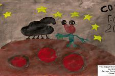 Автор: Гетманцева Соня   Космическая целина