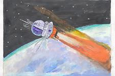 Автор: �������� ��������   Космическая целина