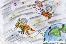 Автор: �������� ����������   Космическая целина
